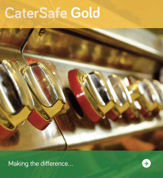 CaterSafe Gold