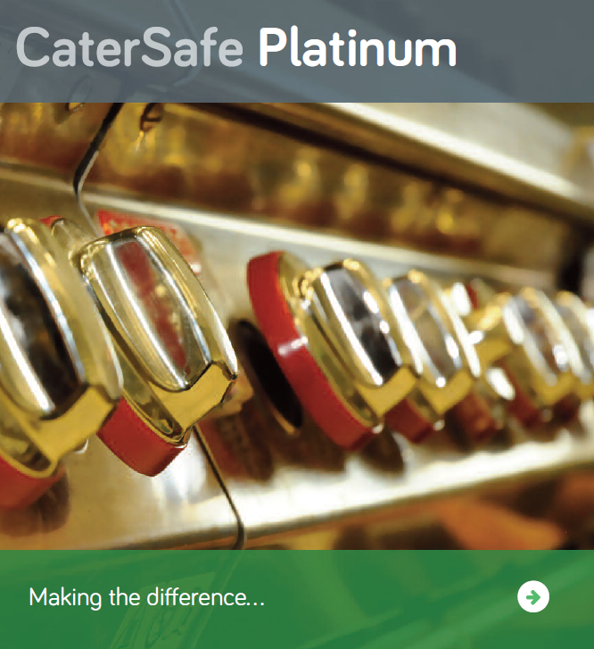 CaterSafe Platinum