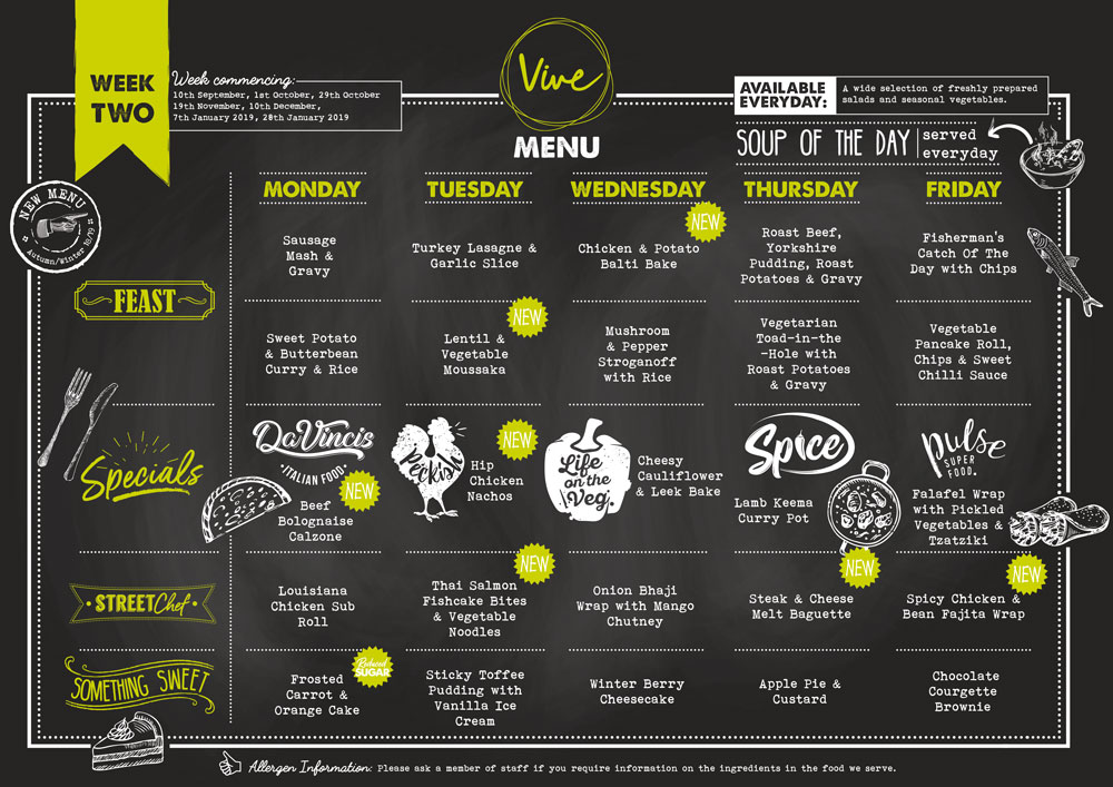 Week Two Vive