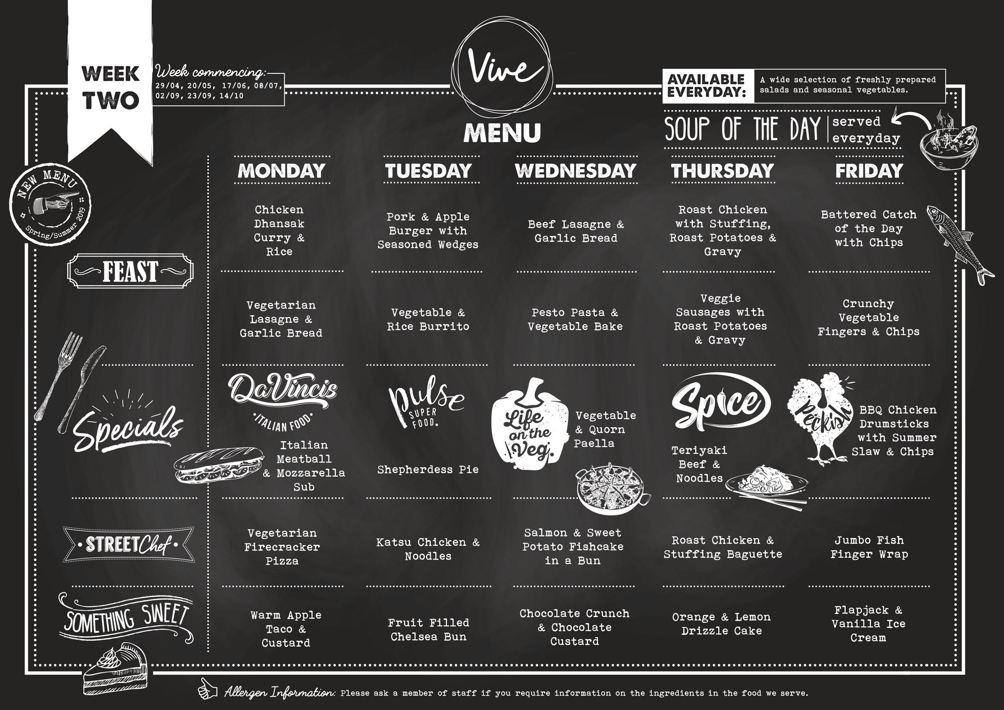 Vive Week Two